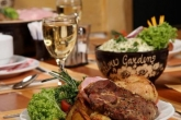 Folklore garden restaurant | Czech food | Czech traditional food
