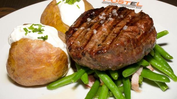 Steak house Prague | Eating out in Prague | Prague steak house