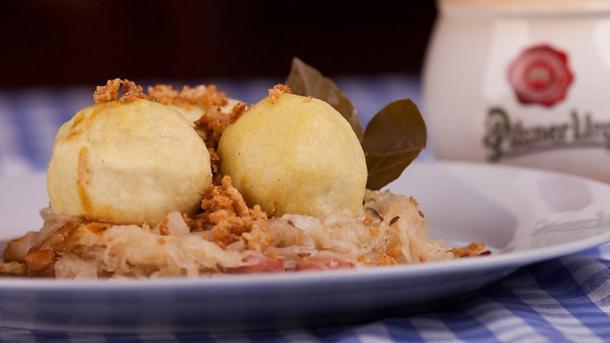 Czech food | Czech traditional food | Typical Czech food | Prague restaurant