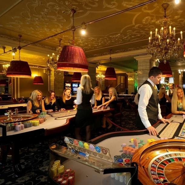 Casinos Prague Czech Republic • Prague Casino Reviews