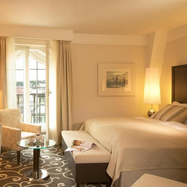 Grand Hotel Bohemia reviews | Grand Hotel Bohemia Prague Czech Republic