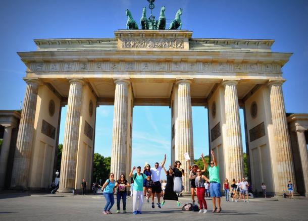Berlin guided tours in English | Berlin walking tours in English