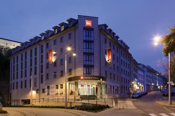 Hotel Ibis Bratislava Centrum Slovakia • Cheap hotels in Bratislava city centre • Cheap hotel in Bratislava Slovakia