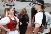 Bletting - Traditional Slovak music and dishes in Bratislava