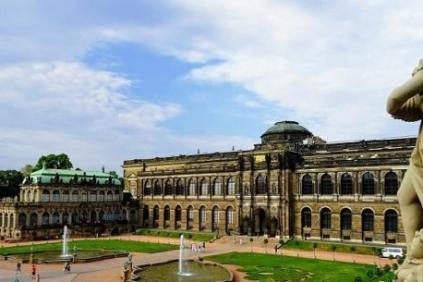 Zwinger (Dresden) - Bletting