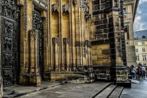 St. Vitus Cathedral - Bletting