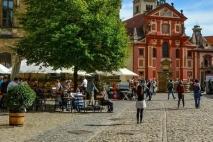 Prague Castle - Bletting