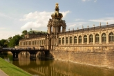 Zwinger Castle Dresden Germany - Zwinger Palace entrance fee