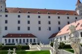 Bratislava Castle - Bletting