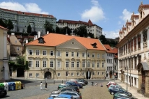 Mala Strana Prague Czech Republic