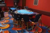 Casino Atrium Prague Hilton, Prague pobřežní 1.