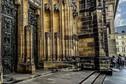 St. Vitus Cathedral in Prague Castle