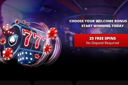25 FREE SPINS! No Deposit Needed!