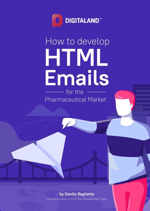 Pharmaceutical HTML5 Email