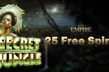 Slots Empire Casino 25 free spins no deposit required