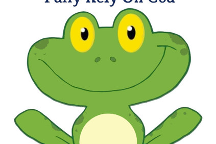 FROG - Forever Rely On G-d - Amizur Nachshoni