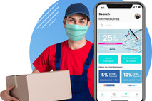 Render the Modern-day Business with an On-demand Medicine Delivery App