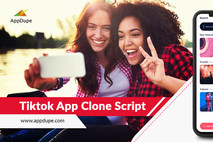 Enter into the video-sharing industry with the lucrative TikTok Clone
