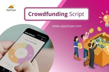 Develop The Customizable Kick Start Or Fundrise Clone With Our Crowdfunding Script
