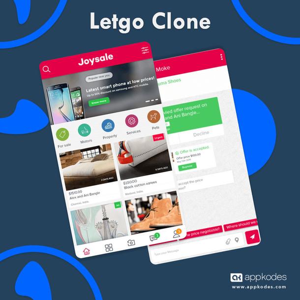 letgo clone