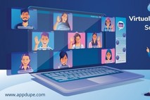 A virtual event solution helps attract a large audience easily