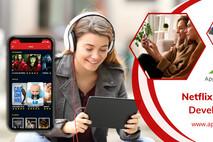 Establish a successful content subscription platform by commencing Netflix like app development