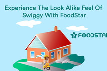 FoodStar – Swiggy Clone Is The Sophisticated Choice Of Young