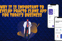 Take your healthcare business sky-high with Practo Clone App