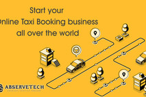 Start Your Online Taxi Booking Business All Over The World Using RebuStar