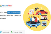 Start Your Taxi Ride-Sharing Business With Our RebuStar Product
