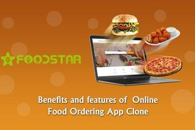 Benefits And Features Of Online Food Ordering App Clone