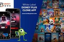 Best Disney Plus clone script Android Apps