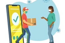 Hand over products swiftly via on-demand courier app development