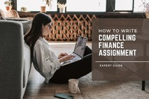 How to write a compelling finance assignment