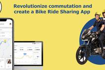 Revolutionize commutation and create a Bike Ride Sharing App