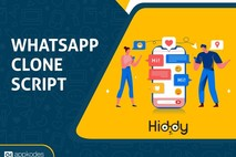 Plunge into online communication business with whatspp clone