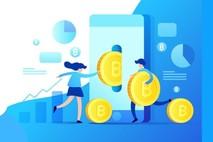Build your digital platform with DeFi staking development company