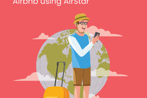 How to build an app like Airbnb using AirStar?