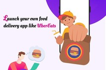 Launch your own food delivery app like UberEats Instantly