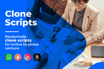 Looking to start your online business using clone scripts?