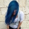 Blue Hair Love