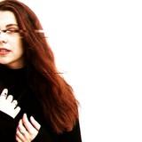 אדומת שיער